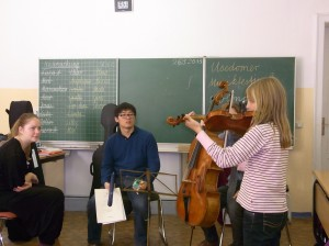 Workshop Meisterschüler 3